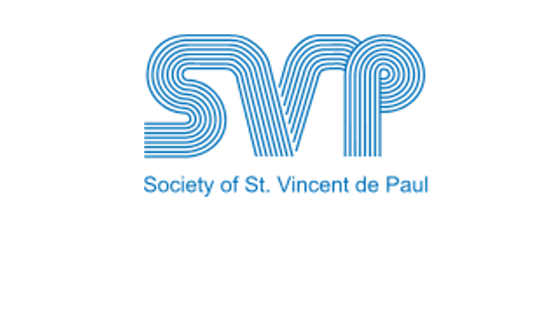 ST VINCENT de PAUL CLOTHING DRIVE