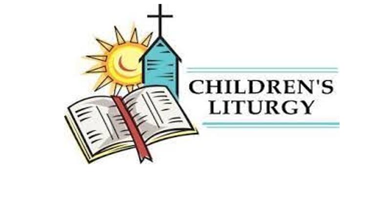 Children's Liturgy  is back!