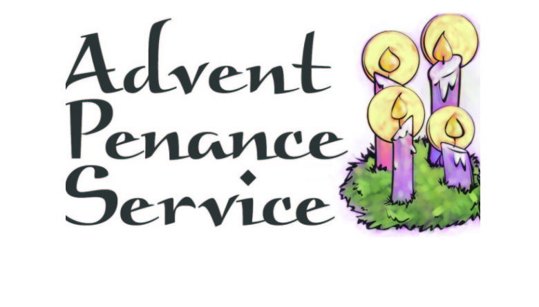 CHRISTMAS PENITENTIAL SERVICES