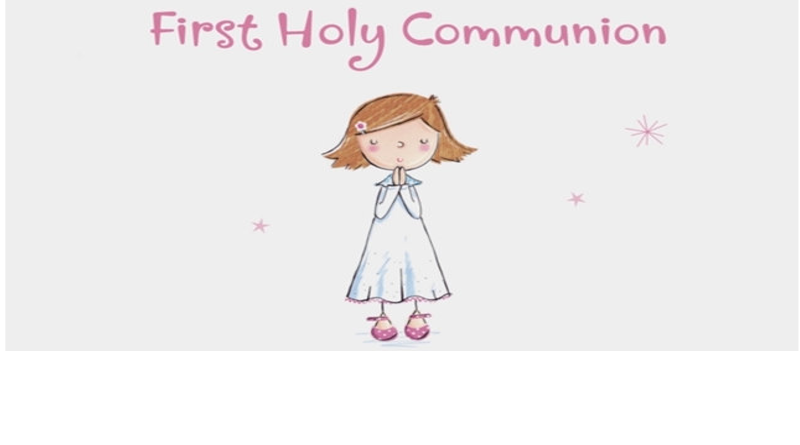 First Holy Communion video available
